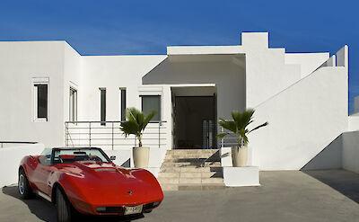Exterior Corvette