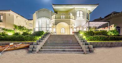 Middle East villa rentals