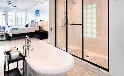 De B F Master Bath