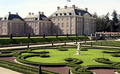 Paleis Het Loo in Apeldoorn, Gelderland, the Netherlands. Flickr:David Stanley