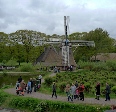 Open-air Musuem in Arnhem, Gelderland, the Netherlands. Photo via Flickr:Paul Perreijn