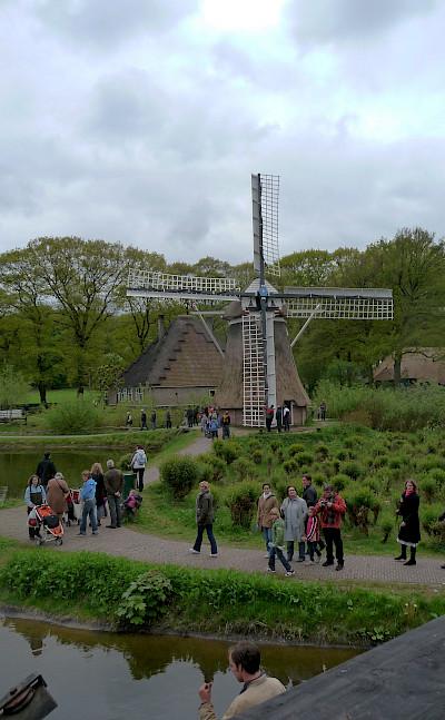 Open-air Museum in Arnhem, Gelderland, the Netherlands. Flickr:Paul Perreijn