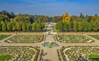 Het Loo Palais in Apeldoorn in the Netherlands. Flickr:Frans Berkelaar