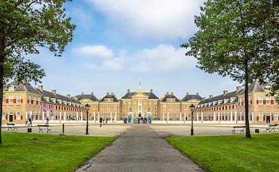 Paleis Het Loo in Apeldoorn in the Netherlands. Flickr:Frans Berkelaar