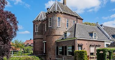 Montfoort Kasteel near Rhenen in Utrecht, the Netherlands. Flickr:Frans Berkelaar