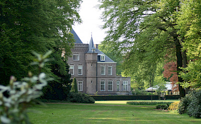 Huge country estate in Rhenen, Utrecht, the Netherlands. CC:hg
