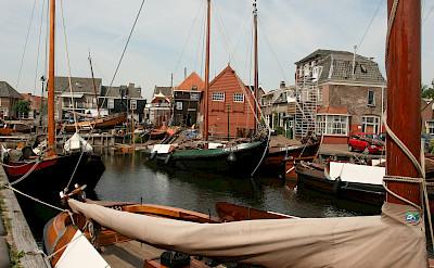Spakenburg in Bunschoten, the Netherlands. Flickr:bert knottenbeld