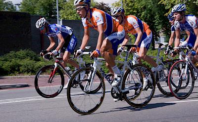 The Dutch Valley Food Race in Barneveld. Photo by Bert Glismeijer