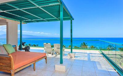 Hk H Lanai Corner View