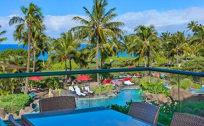 Hk H Lanai View Pool