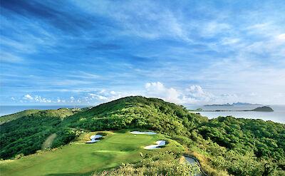 Canouan Estate Golf Course 1
