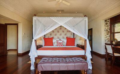 New Shoot Beach House Primary Bedroom