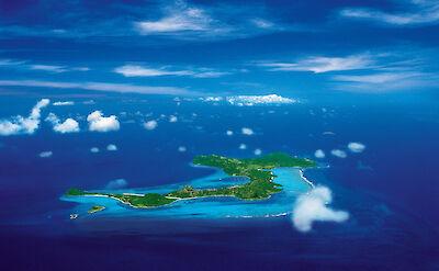 Canouan Island Ariel