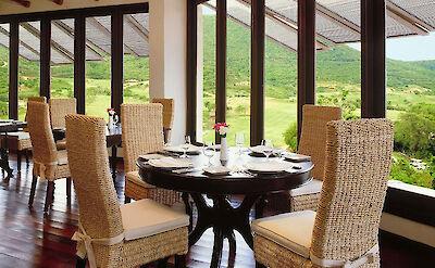 Canouan Estate La Piazza Restaurant