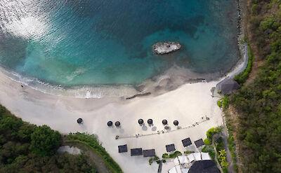 Canouan Estate Lance Guyac Beach