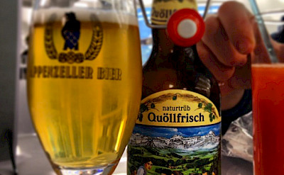 Local Swiss beers! Flickr:Johanna
