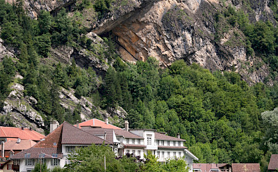 Rushing rivers in Interlaken, Switzerland. Flickr:ben kucinski