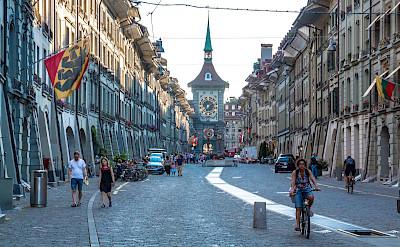 Zytglogge Clock Tower in Bern, Switzerland. CC:Dmitry A. Mottl