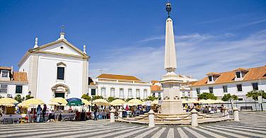 From bike to Market in Vila Real, Portugal. Photo via Flickr:Bert K