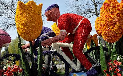 Flower show in Noordwijk, the Netherlands. Flickr:migiel