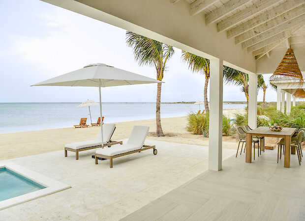 Turks And Caicos Own Pool Resort