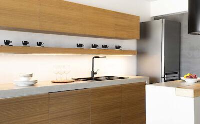 Mykonos Villa Bsv Kitchen