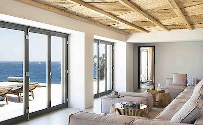 Mykonos Villa Bsv Living Room