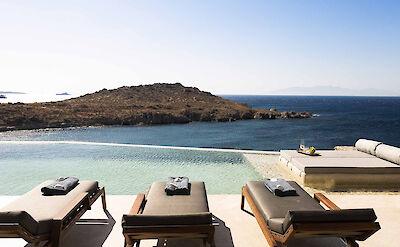 Mykonos Villa Bsv Views