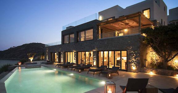 Mykonos Villa Bsv Overview