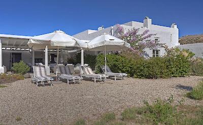 Paros Villa Bsv Sunbathing