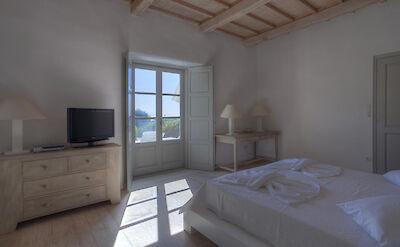 Paros Villa Bsv Bedroom