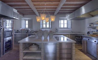Paros Villa Bsv Kitchen