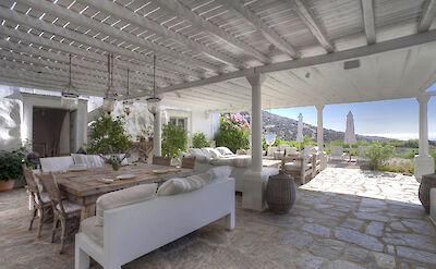 Paros Villa Bsv Outdoor