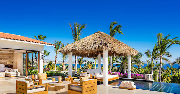 Oneandonly Palmilla Accommodation Villaone Pool 2