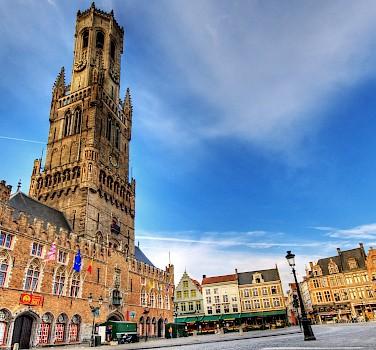 Amsterdã a Bruges