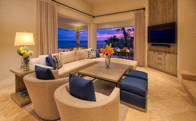 Mexico Los Cabos Luxury Oceanview