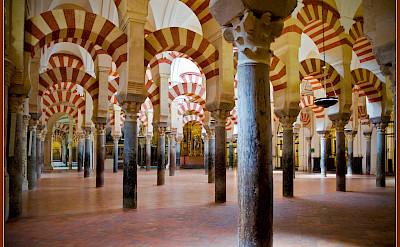 Mezquita de Córdoba, Spain. Flickr:Bert Kaufmann
