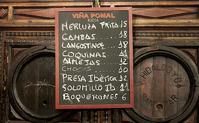 Tapas and wine all over Andalucia. Flickr:Oliver Townend