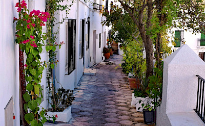 White village of Zuheros in Andalusia, Spain. Flickr:Jocelyn Erskine-Kellie