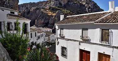 Quaint village of Zuheros in Andalusia, Spain. Flickr:Jocelyn Erskine-Kellie