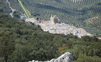 Zuheros de la Sierra, Andalusia, Spain. Flickr:Konrad Hadener