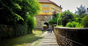 Stadsteig in Bregenz, Vorarlberg, Austria. Photo via Flickr:Stefan Jurca