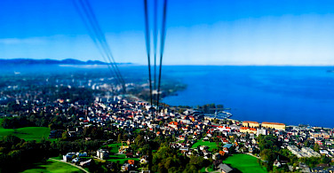 Cable car in Bregenz, Austria. Photo via Flickr:Kiefer