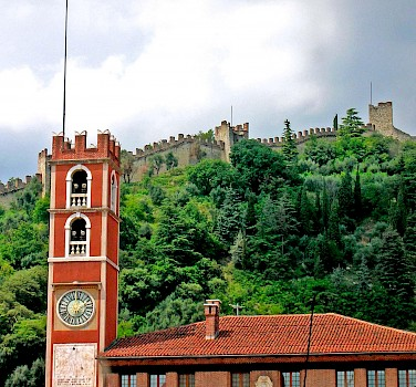 Marostica, Italy. Photo via Flickr:Nik