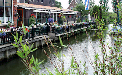 Hindeloopen in Friesland, the Netherlands. Flickr:dymphieh