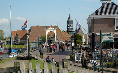 Hindeloopen in the Netherlands. Flickr:TacoWhite