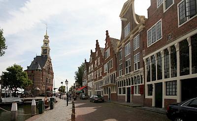 Hoorn in North Holland, the Netherlands. Flickr:bertknot