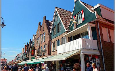 Sightseeing in Volendam, North Holland, the Netherlands. Flickr:Jose A.