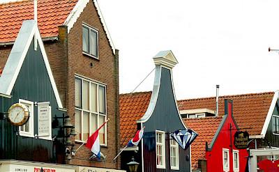 Volendam in province North Holland, the Netherlands. Flickr:Esteban Luis Cabrerasan