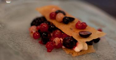 Dessert in Aix-en-Provence, France. Photo via Flickr:Brian Johnson & Dane Kantner